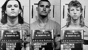 The West Memphis Three were tried and convicted for Satanic murder, but only guilty of loving metal.