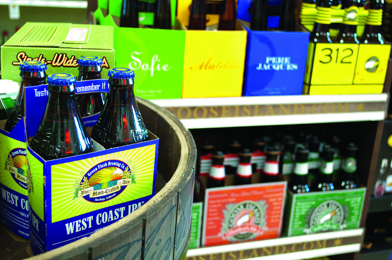 The hops what 39 s new for the craft beer consumer little for Coralville arts and crafts show