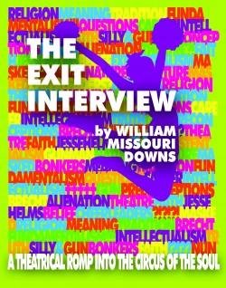 The EXIT INTERVIEW Riverside Theatre   Jan. 25-Feb. 17 $15-28   RiversideTheatre.org