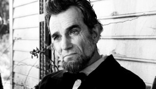 Immense POwer Daniel Day Lewis is up for his 3rd Oscar for Best Actor.  In all, Spielberg's Lincoln boasts 12 nominations.