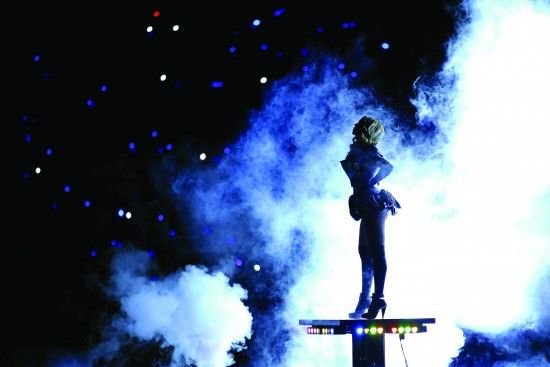 OWNING IT Beyoncé's high profile 2013 appearnaces underscore the value of live performance.