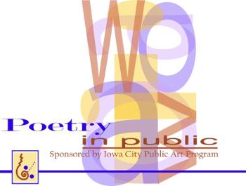 Poetry in Public logo