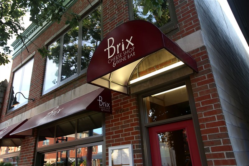 Brix Wine and Cheese