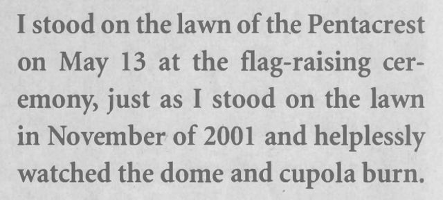 """It's a grand new flag"" - Story by Thomas Dean - Page 5"
