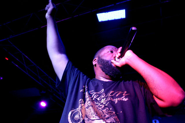 Killer Mike -- Photo by Trina Thompson