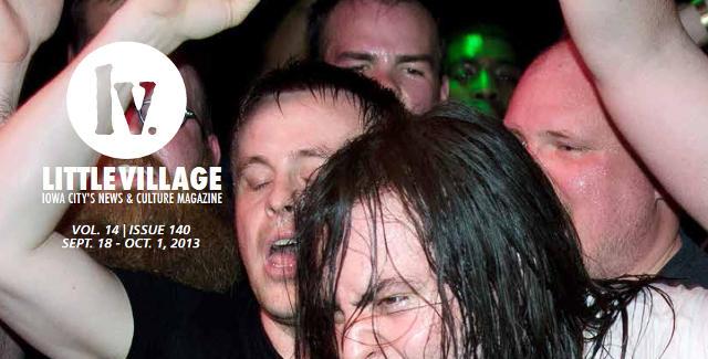Little Village magazine: Issue 140