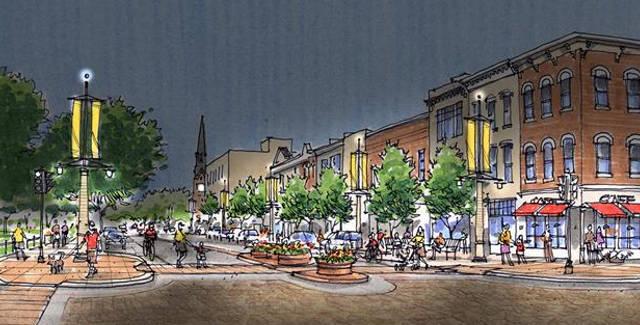 Downtown Iowa City concepts