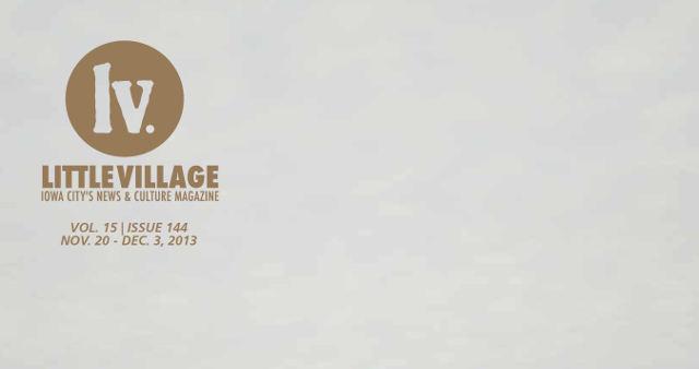 Little Village issue 144