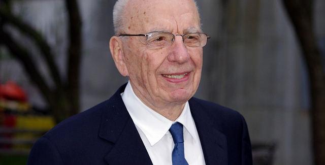 Rupert Murdoch time!