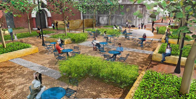 Is This The Future Of Downtown Iowa City City Officials Release Preliminary Plans For Public