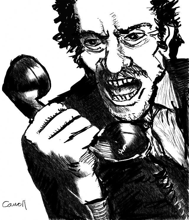 Illustration by Josh Carroll