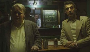 Philip Seymour Hoffman and John Turturro star in 'God's Pocket'