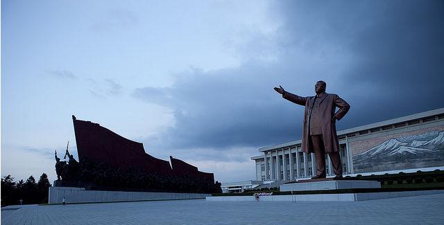 North Korea as always