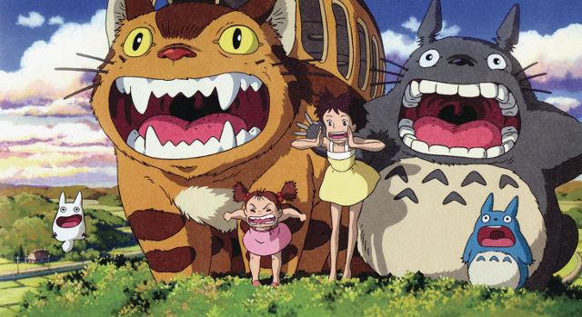 Miyazaki's Totoro