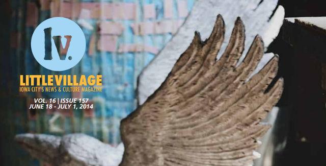 Little Village issue 157