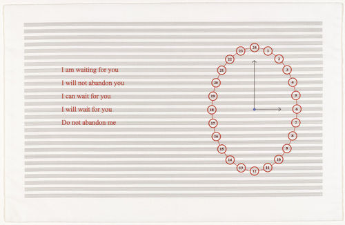 Untitled, no. 1 of 24, from the portfolio, Hours of the Day, Louise Bourgeois