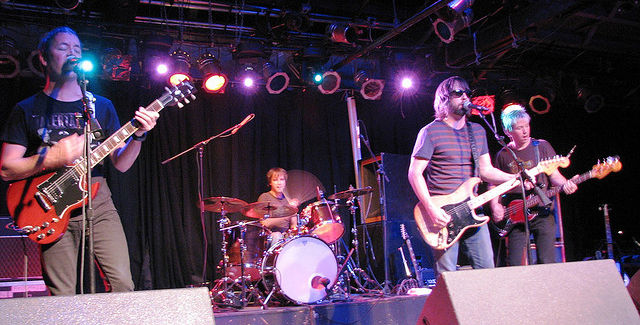 Blast From The Past Fastball To Rock The Blue Moose Tap House This