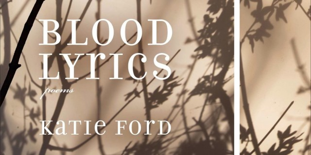Katie Ford will be reading tonight at Prairie Lights --Photo courtesy of Graywolf Press