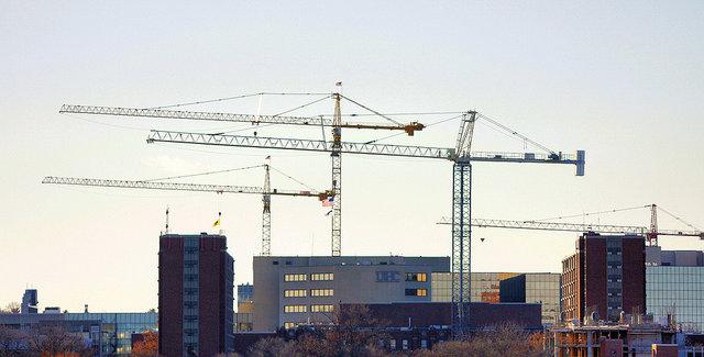 The University of Iowa's overcrowding problem