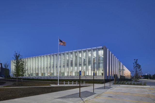 Des Moines' Municipal Service Center