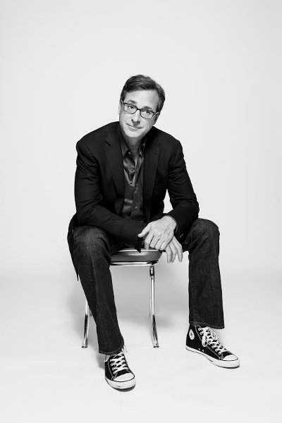Saget's routine is anything but clean. -- photo by Natalie Brasington