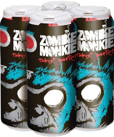 Zombie Monkie Porter