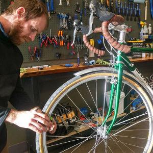 Goldfinch Cyclery in Cedar Rapids