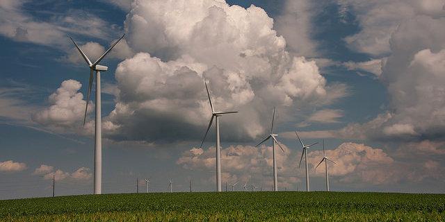 Story County, Iowa wind turbines