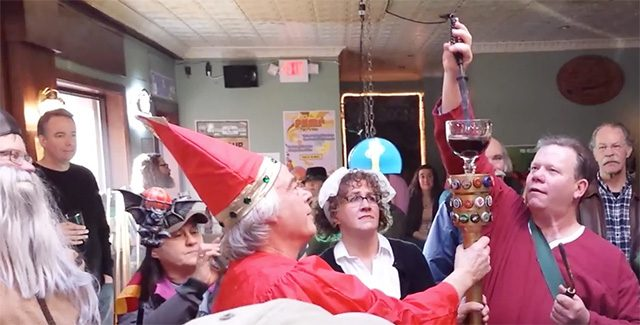 Blessing of the Bock