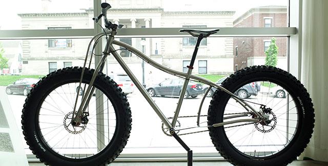 Handmade Bike