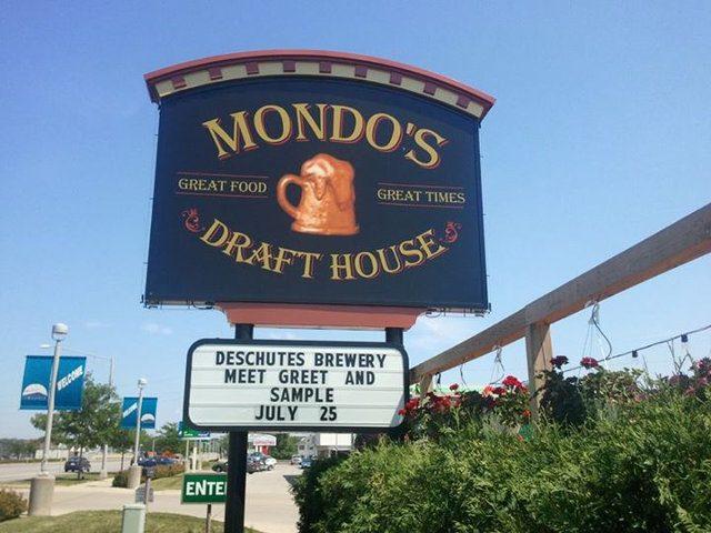 Mondo's Draft House