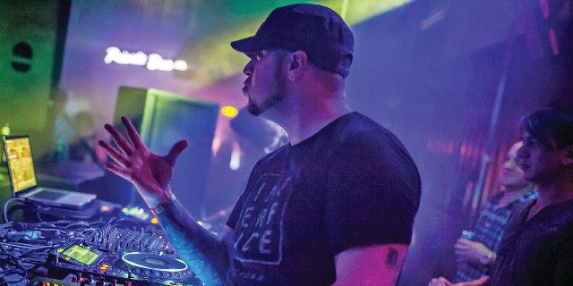 DJ Matt Rissi