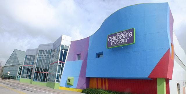 Shooting victim Andrea Farrington was a playologist at the Iowa Children's Museum. -- photo by Adam Burke