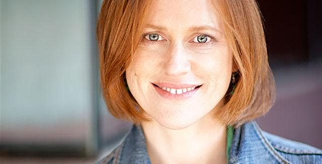 Jennifer Fawcett has been a mainstay at Iowa City's Riverside Theatre. -- photo courtesy of Christina Patramanis