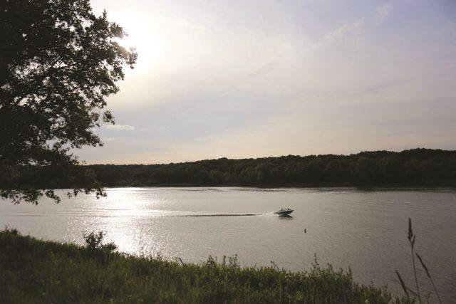 Lake MacBride