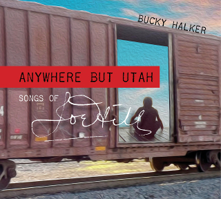 In Anywhere, Halker, a Chicago musician and labor historian,covers IWW songster Joe Hill's activist songs. --Image via Bucky Halker
