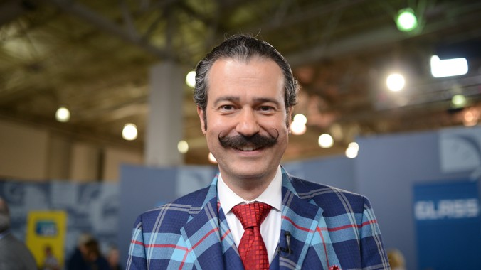 Frequent 'Antiques Roadshow' appraiser Nicholas Lowry to