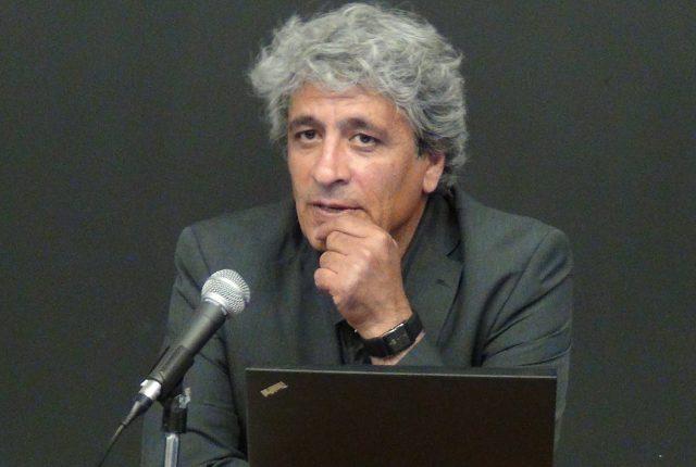 Mandanipour lives in Cambridge, Massachusetts -- image via the International Writing Program