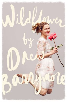 In her latest autobiographical work, Barrymore showcases a whole new Drew -- image via Jan Weissmiller