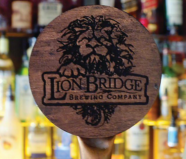 Lion Bridge Brewing Company is based in Cedar Rapids, Iowa.