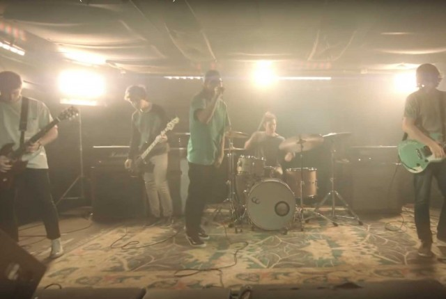 High energy songs fuel Knuckle Puck's live shows -- video still via YouTube