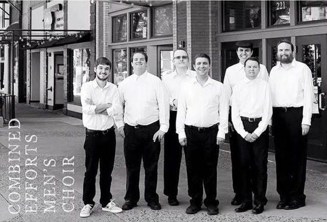 Combined Efforts Men's Choir