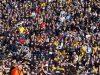 Iowa Hawkeye fans