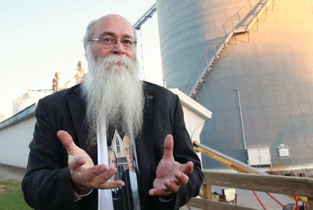 Historian Mike Zahs