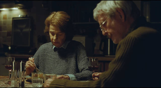 Best Actress nominee Charlotte Rampling in '45 Years'