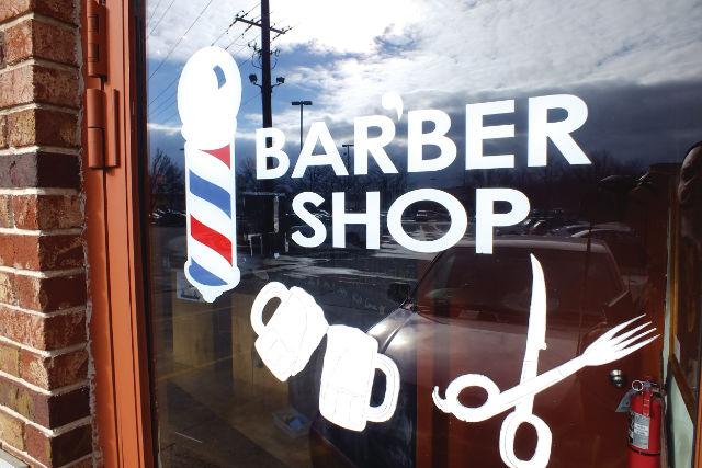 Bar'ber shop