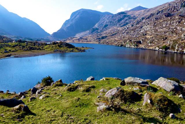 Gap of Dunloe, Ireland -- photo by Daniel Dudek-Corrigan
