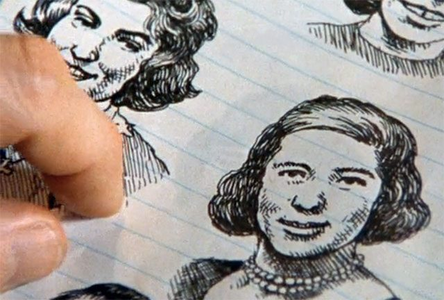 Cartoonist Robert R. Crumb is the subject of Terry Zwigoff's fascinating doc, 'Crumb.'