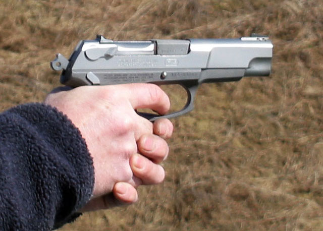 A new gun law would allow anyone under 21 to use a handgun under adult supervision. -- photo by tuchodi
