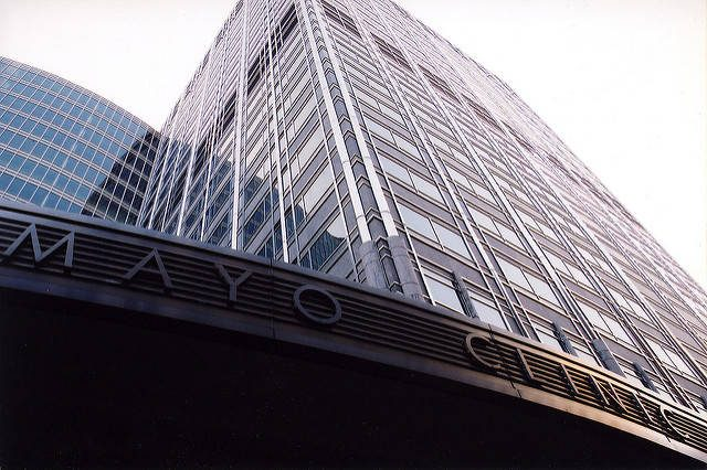 Concerns arose this week about whether the Mayo Clinic would work with Iowa's new managed care companies. -- photo by Tripp